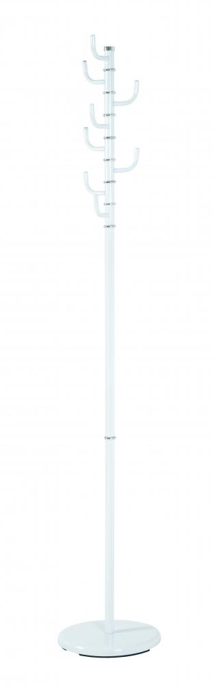 Stojanový věšák Cactis, 170 cm, bílá