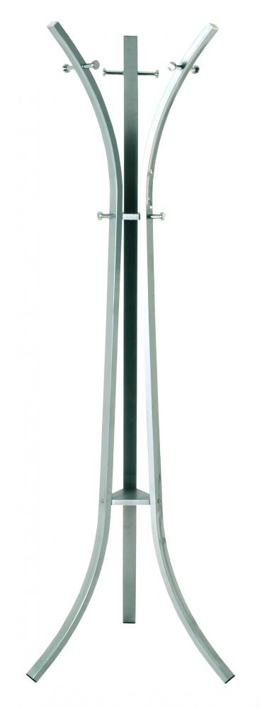 Stojanový věšák Freddy, 177 cm, chromová