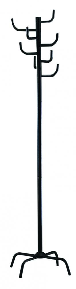 Stojanový věšák Mexicano, 180 cm, černá