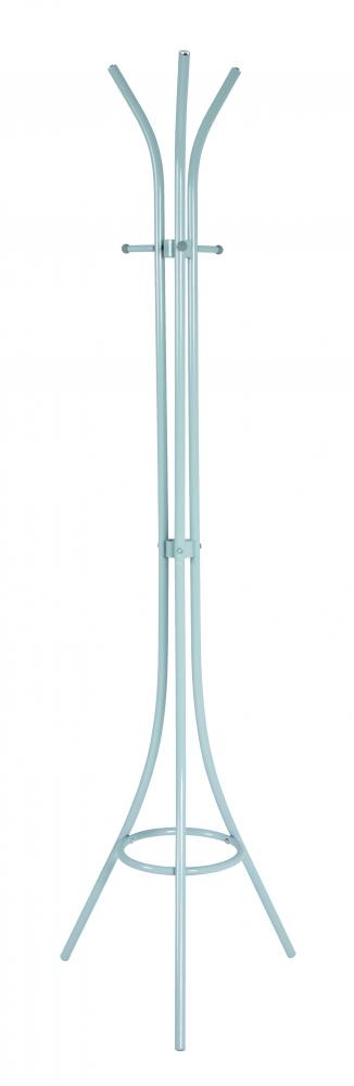 Stojanový věšák Quentin, 176 cm, světle šedá