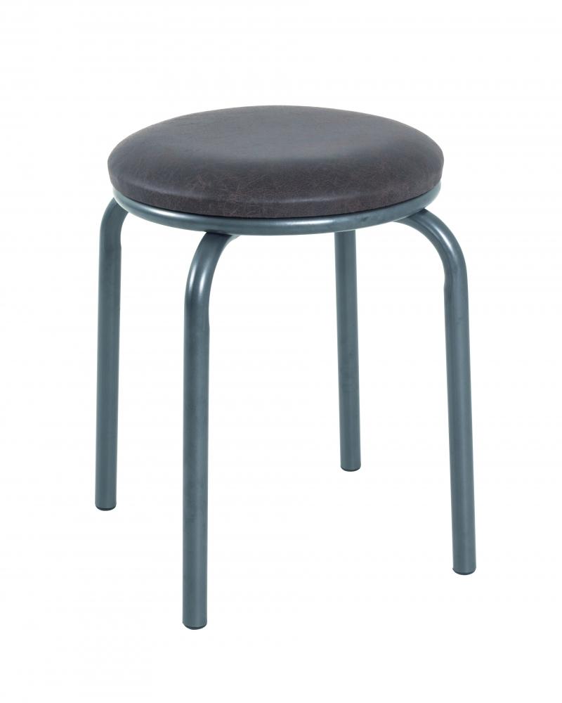 Stolička Cabo, 45 cm, hnědá