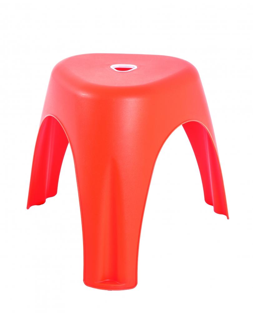 Stolička Elis, 42 cm, oranžová