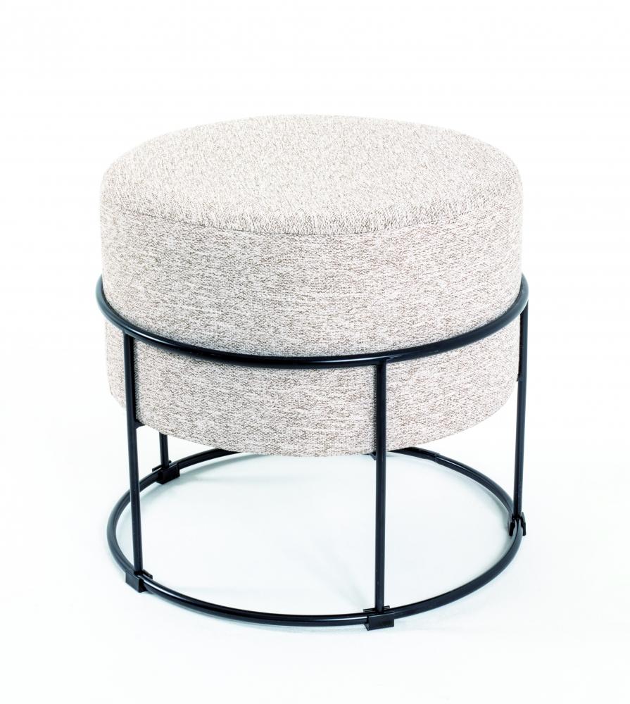 Stolička Epona, 44 cm, béžová