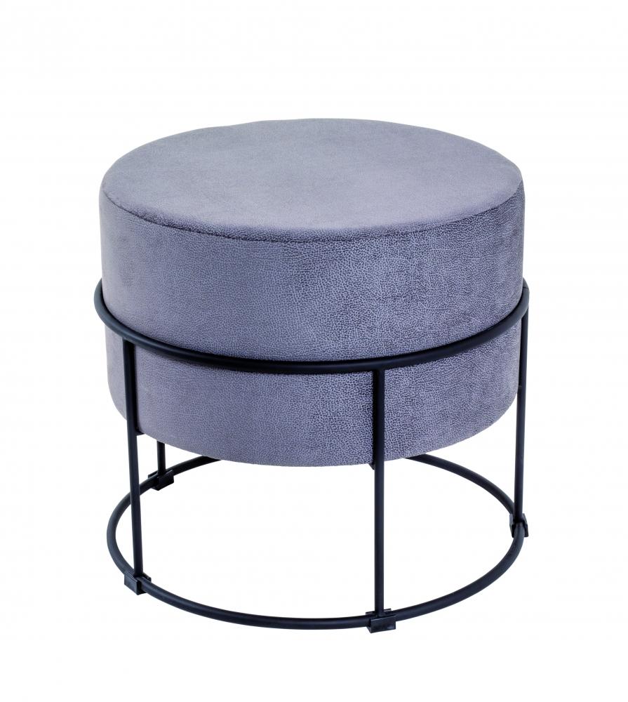 Stolička Epona, 44 cm, šedá