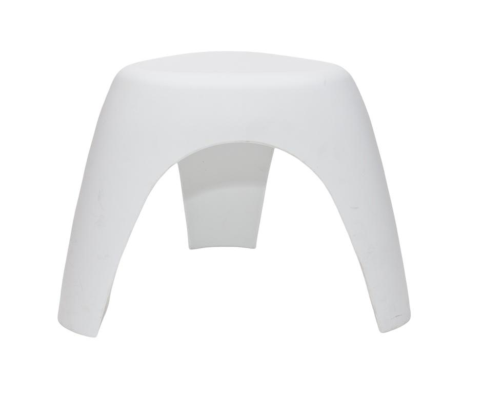 Stolička Fanny, 52 cm, bílá