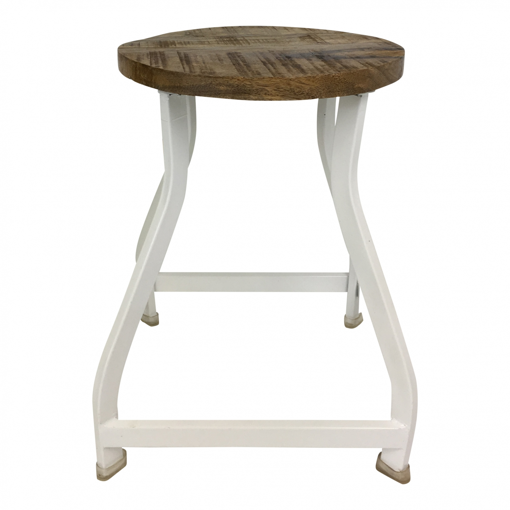 Stolička Rasty, 29 cm, bílá