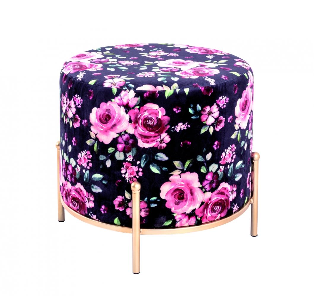 Stolička Rose, 40 cm, vícebarevná