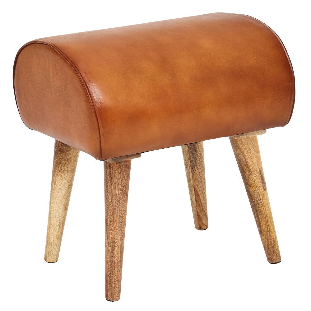 Stolička Teres, 53 cm, hnědá