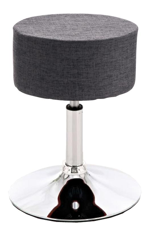Stolička / židle bez opěradla Lena textil