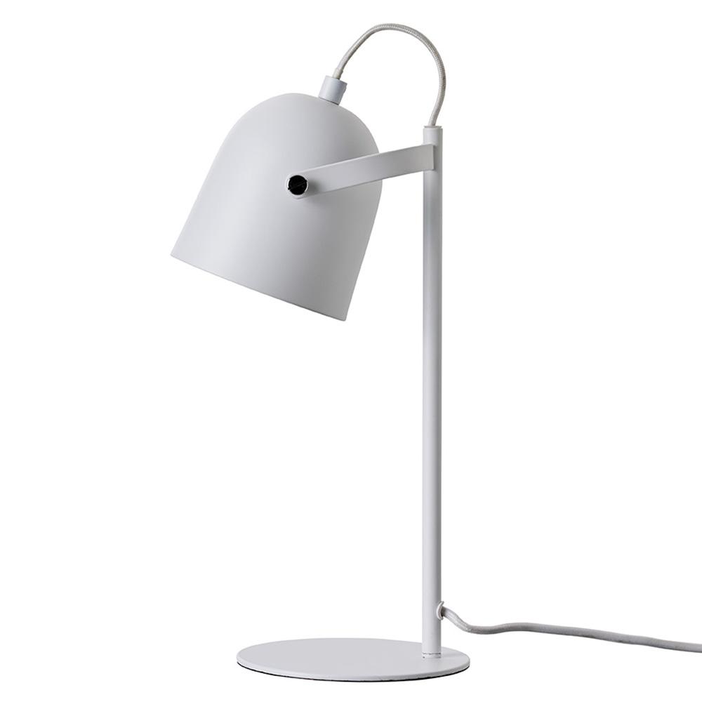 Stolní lampa DybergLarsen Oslo, 37 cm, bílá