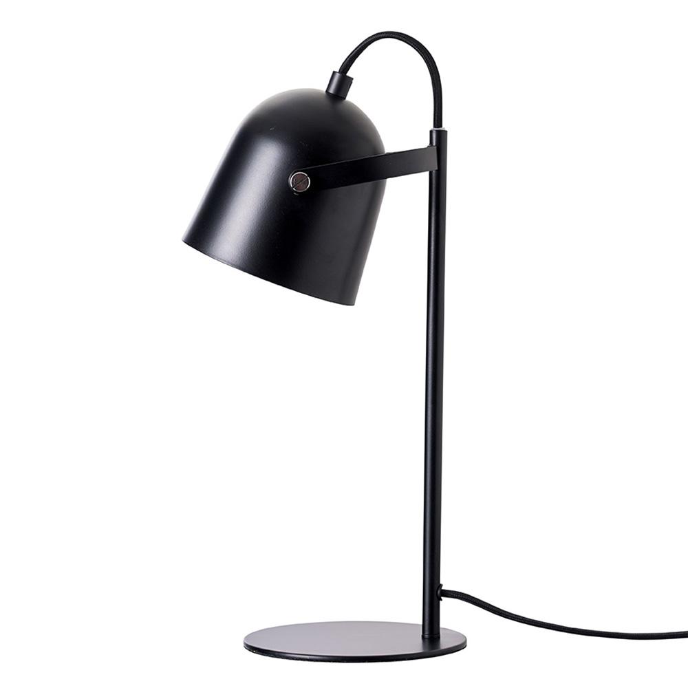 Stolní lampa DybergLarsen Oslo, 37 cm, černá
