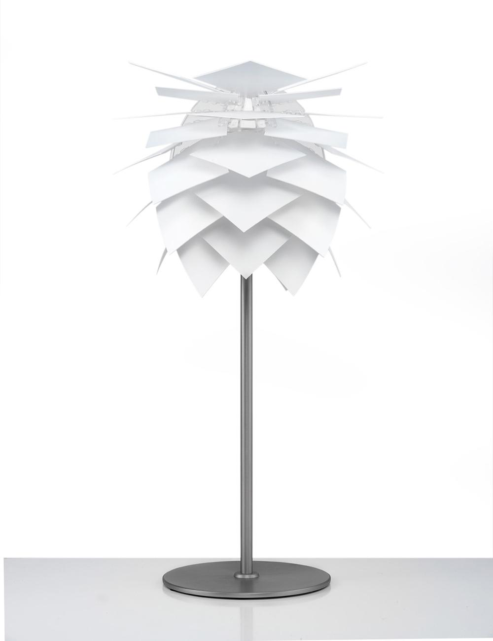 Stolní lampa DybergLarsen PineApple InBetween, 49 cm, bílá