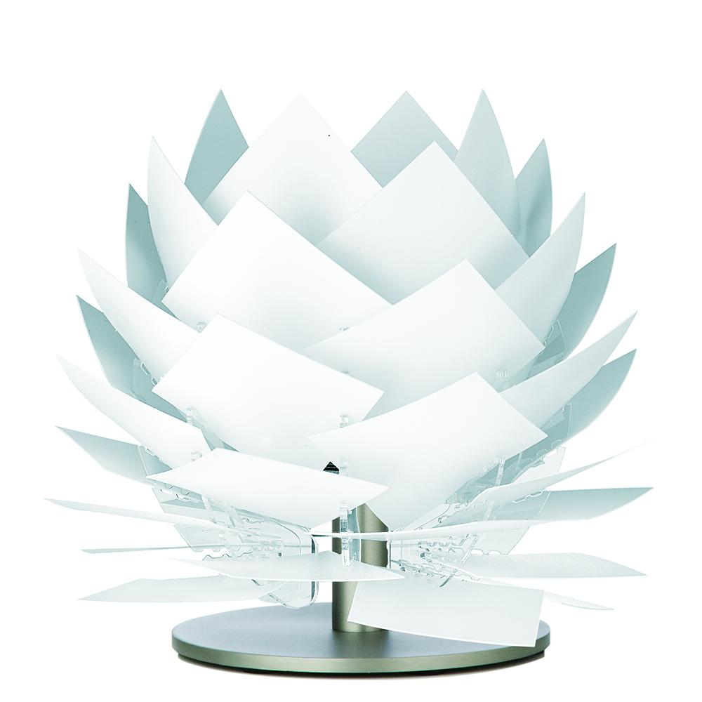Stolní lampa DybergLarsen PineApple XS, 22 cm, bílá