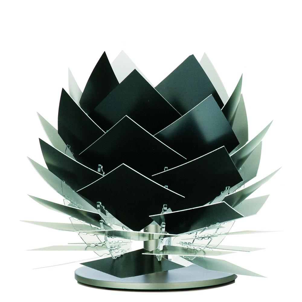 Stolní lampa DybergLarsen PineApple XS, 22 cm, černá