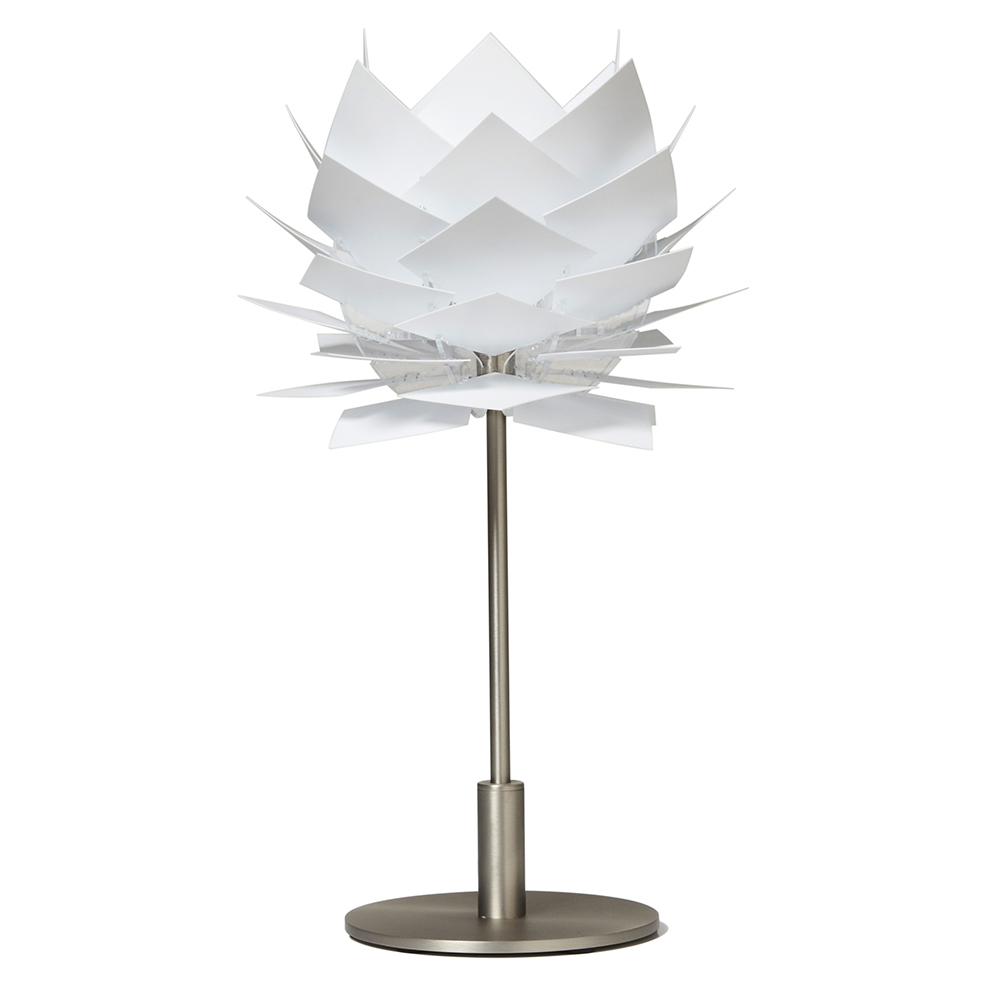 Stolní lampa PineApple XS, 37 cm, bílá