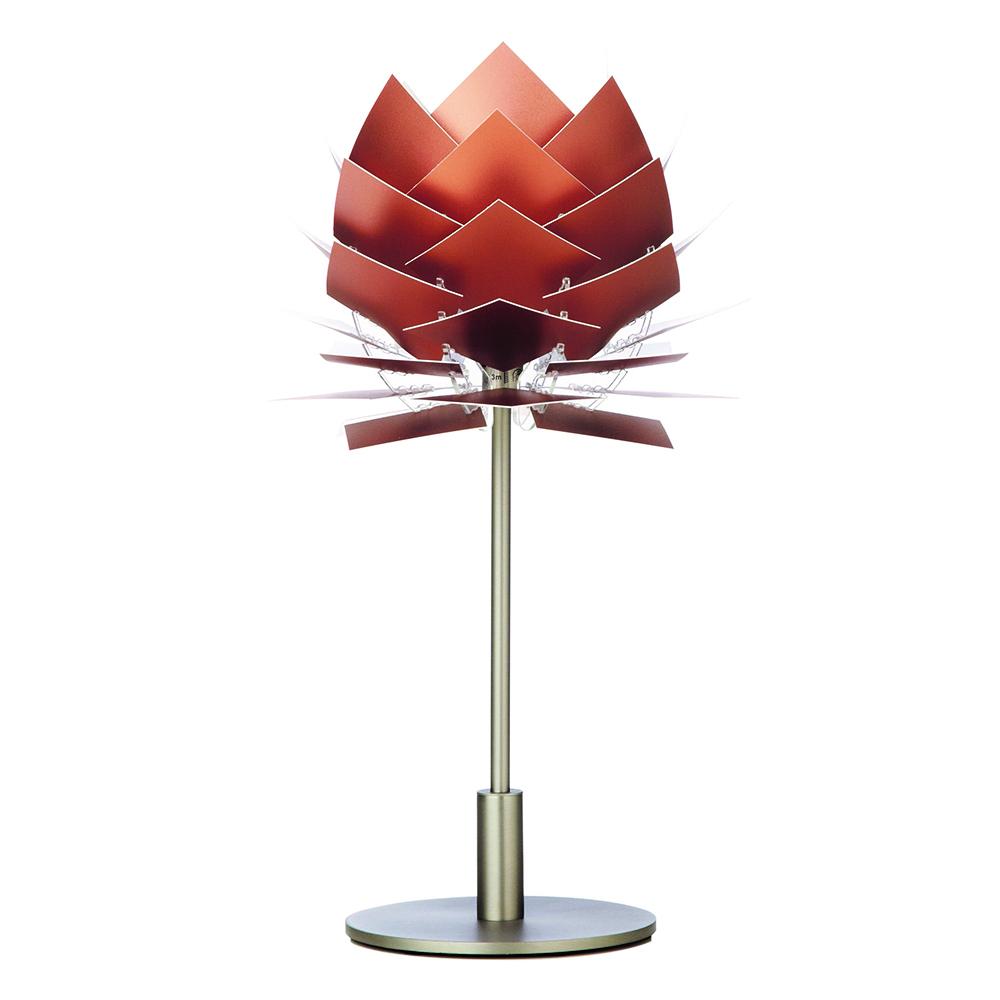 Stolní lampa PineApple XS, 37 cm, měď