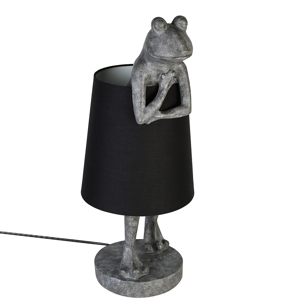 Stolní lampa Frosch, 56 cm