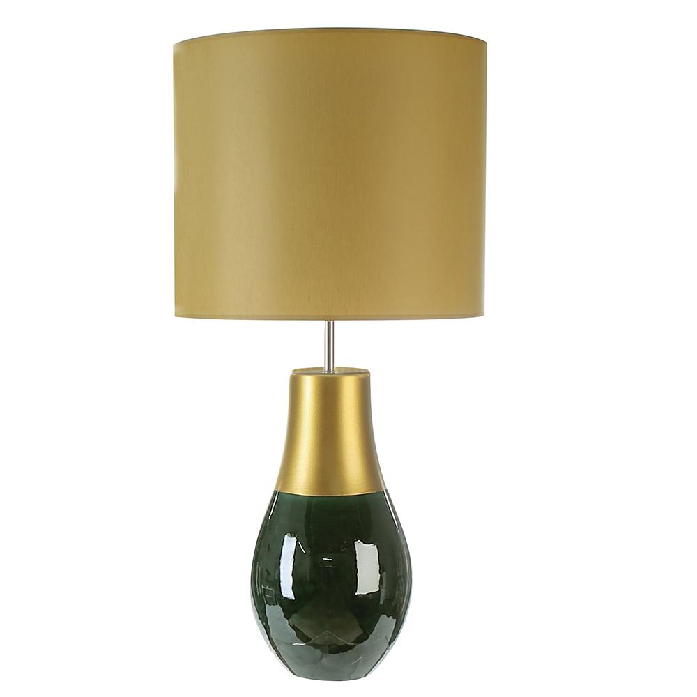 Stolní lampa keramická Fascio, 71 cm