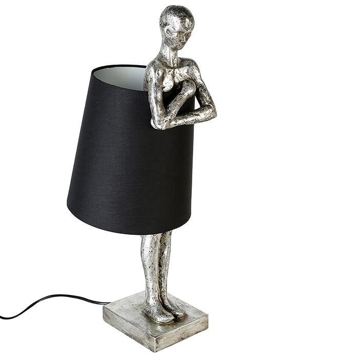 Stolní lampa Man, 58 cm