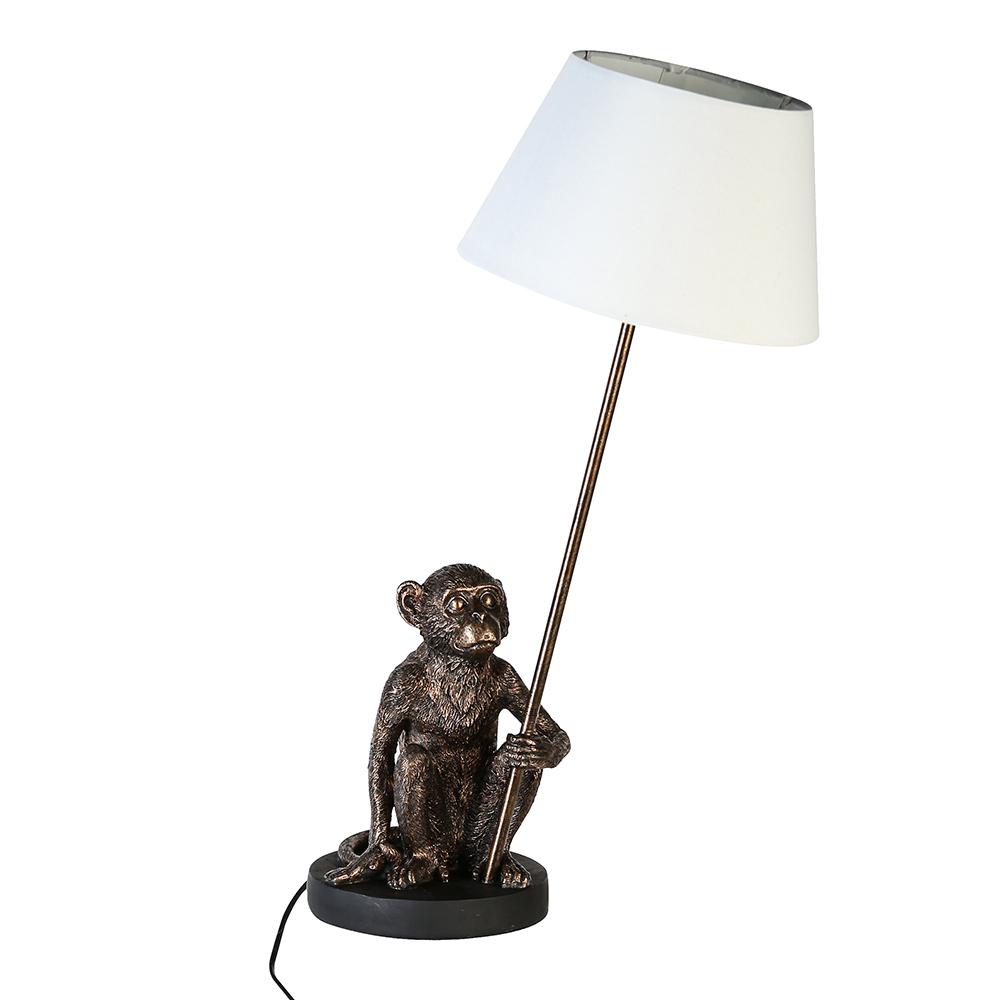Stolní lampa Monkey, 60 cm