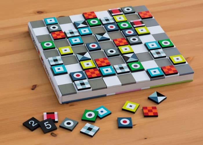 Sudoku dřevěné Remember