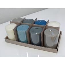 Dizajnové lacné sviečky ako dekorácia do vášho bytu  6d56e21c34b