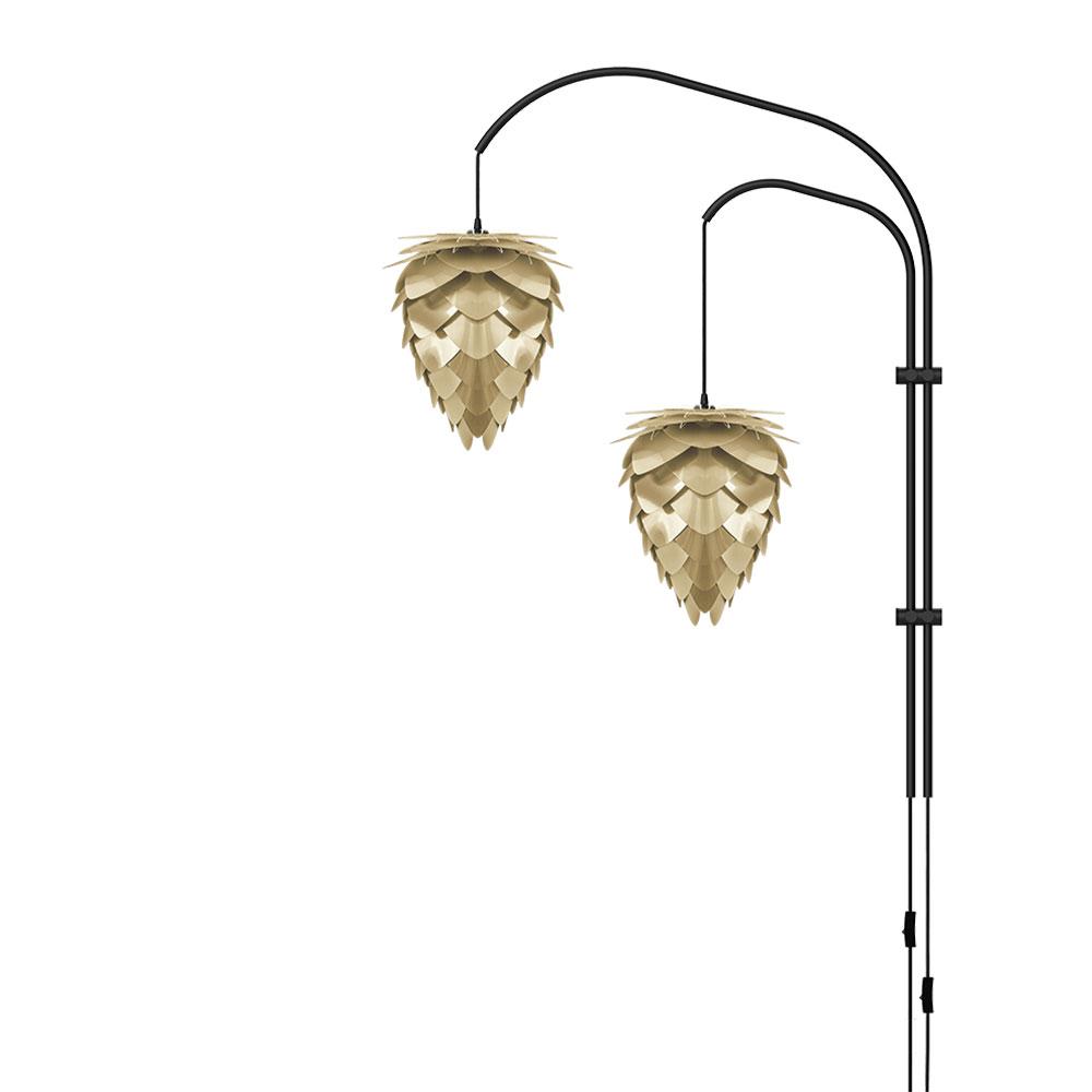 Svítidlo / lustr závěsný VITA Conia mini, mosaz