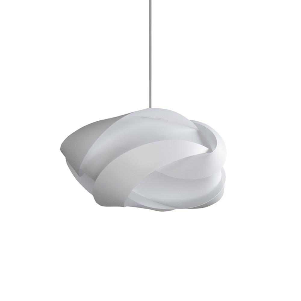 Svítidlo / lustr závěsný VITA Ribbon mini, bílá