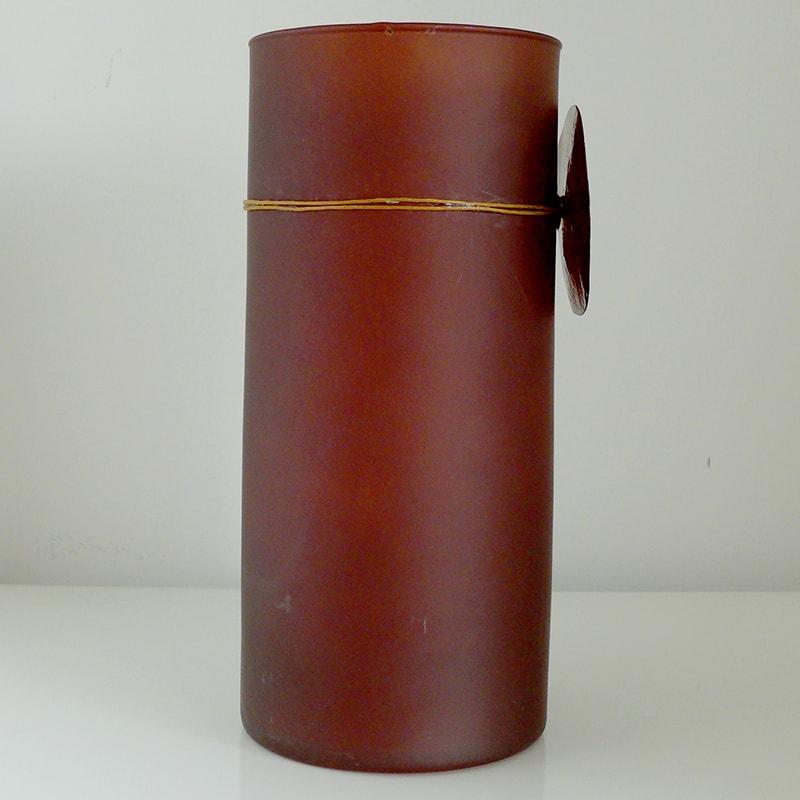 Svítilna skleněná Tempus, 20 cm