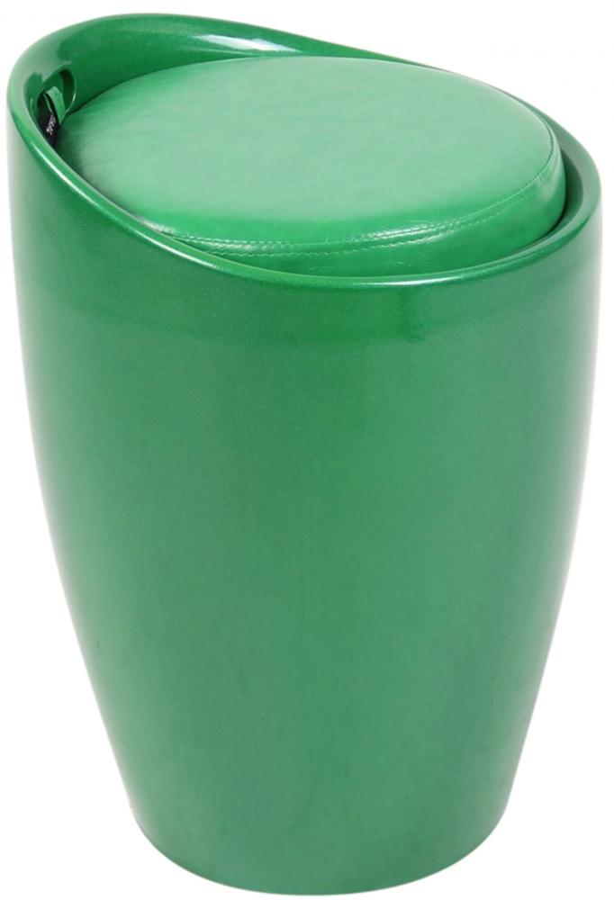 Taburetka Annecy, zelená