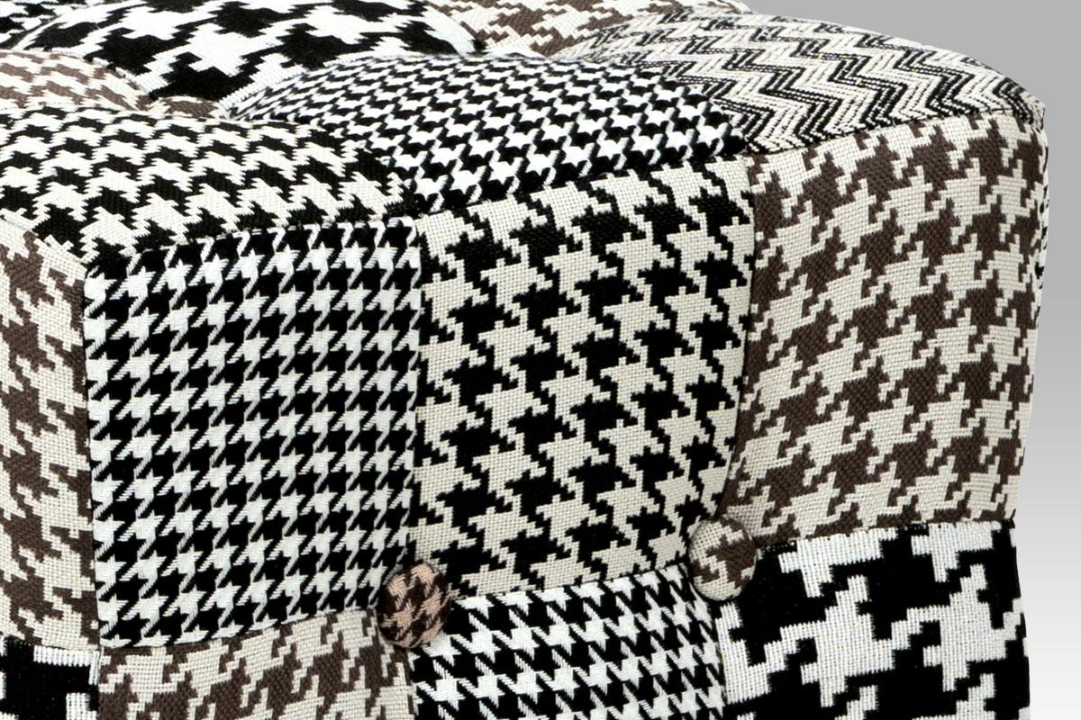 Taburetka Lucy patchwork pepito