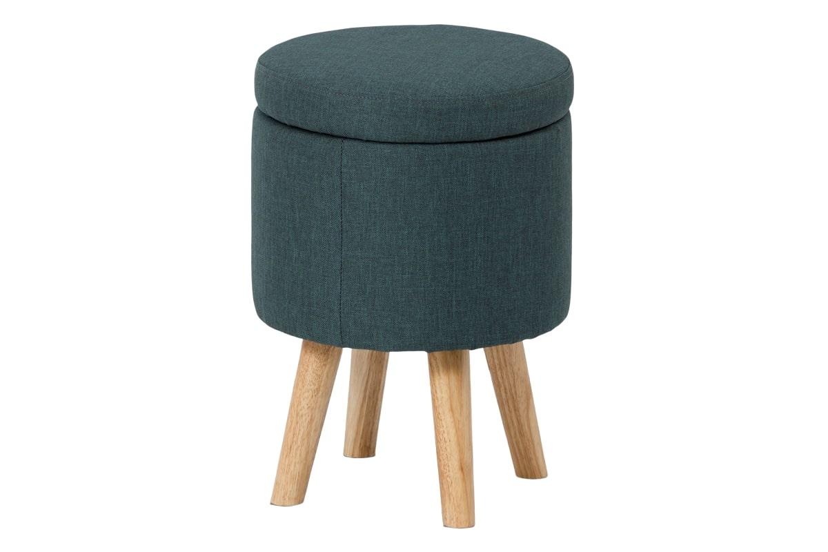 Taburetka / stolička Fabio, šedá