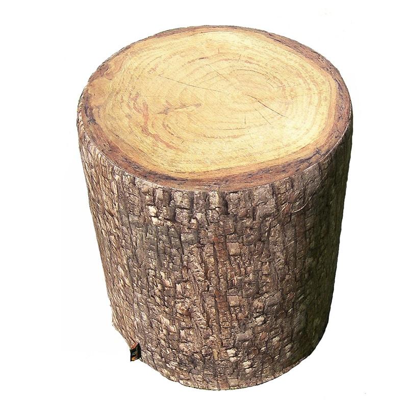 Taburetka / stolička Forest, 40 cm, hnedá