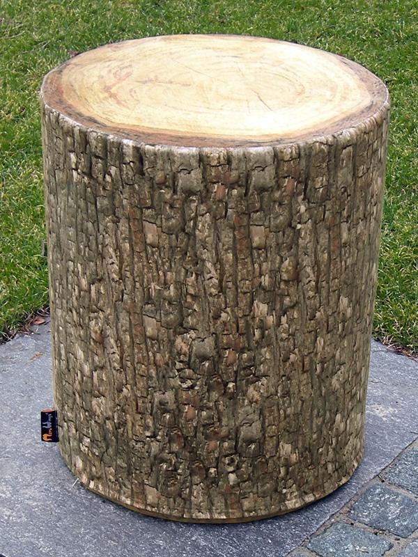 Taburetka / stolička Forest outdoor, 40 cm, hnedá