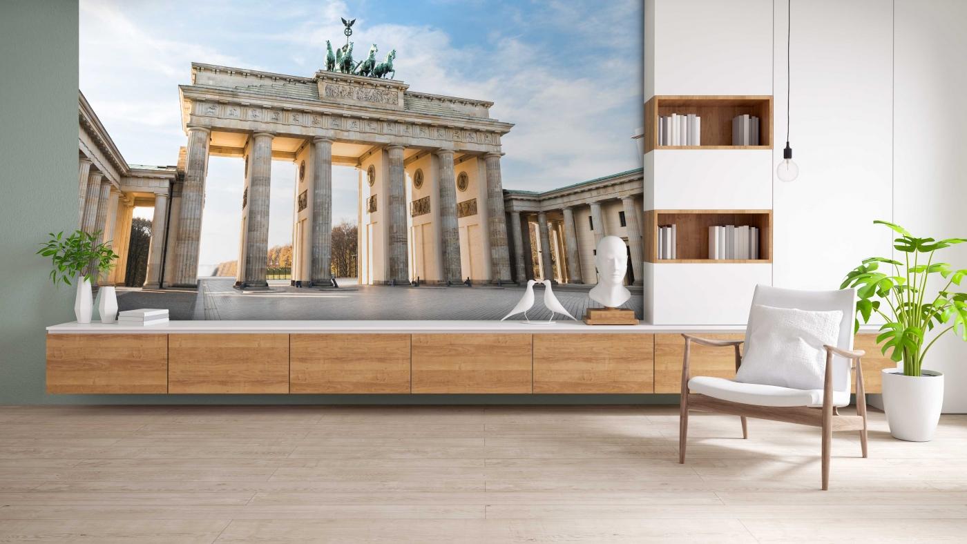 Tapeta Berlín, 288 x 200 cm