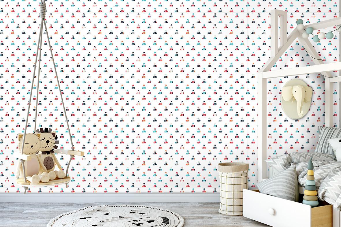 Tapeta Dětský pokoj, 432 x 290 cm