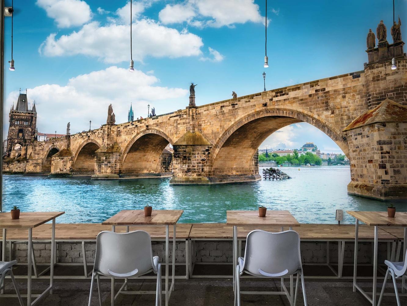 Tapeta Karlův most, 288 x 200 cm