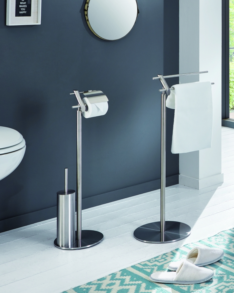 Toaletní stojan Nell, 77 cm, nerez