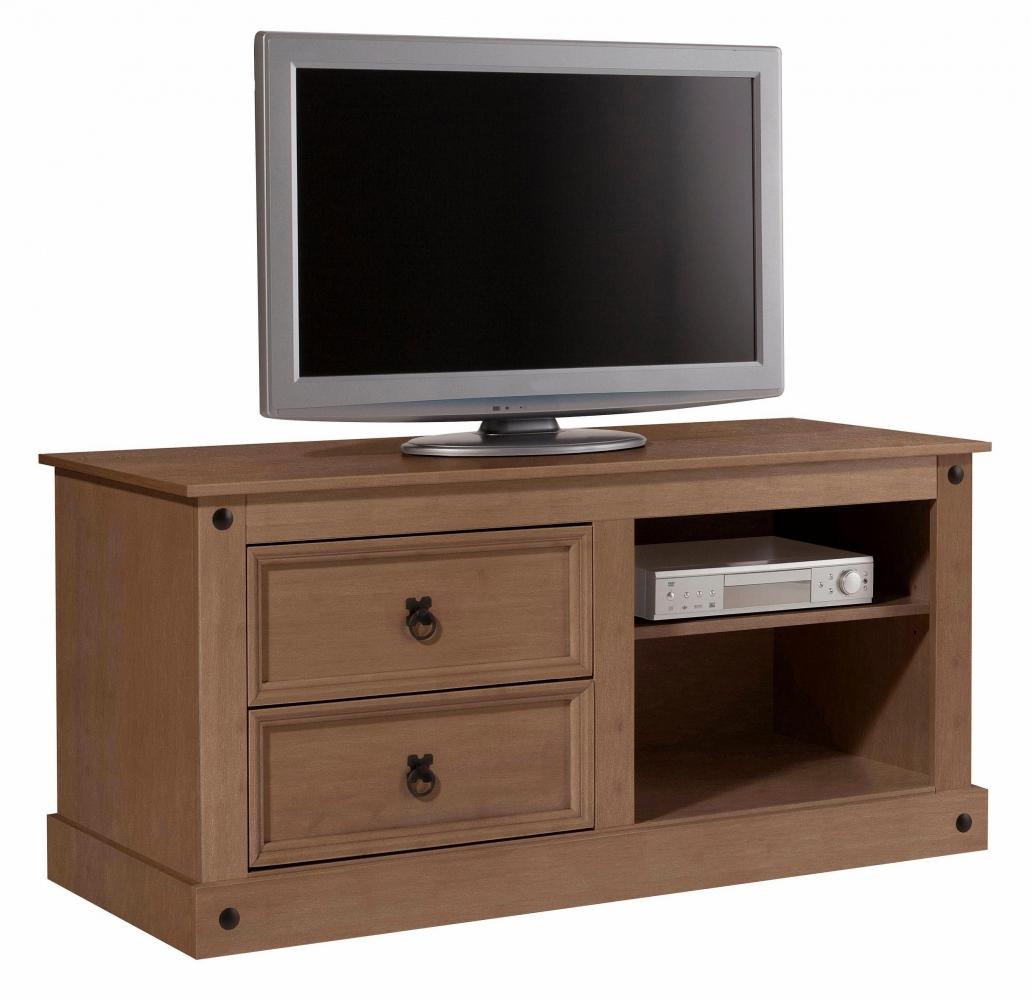 TV stolek Alfred, 120 cm, ořechová