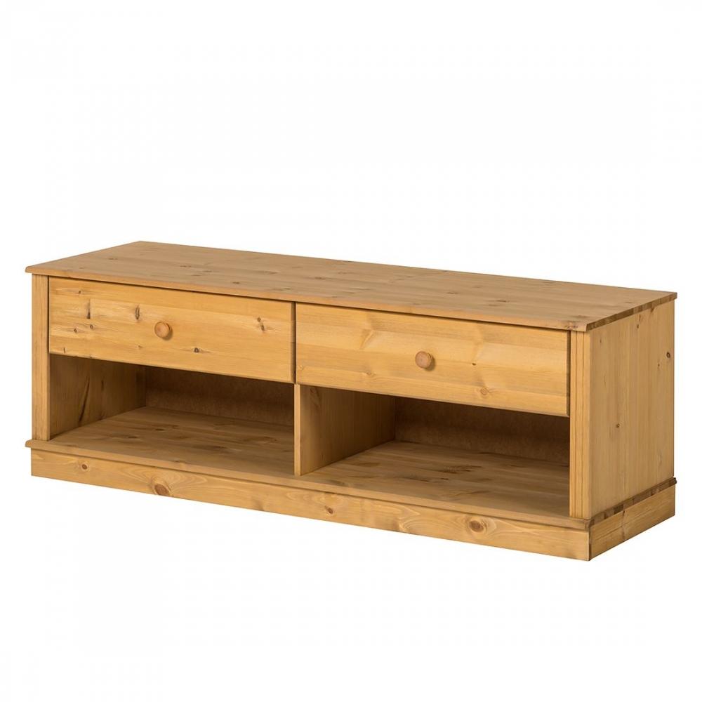Tv stolek Anat, 136 cm,  borovice