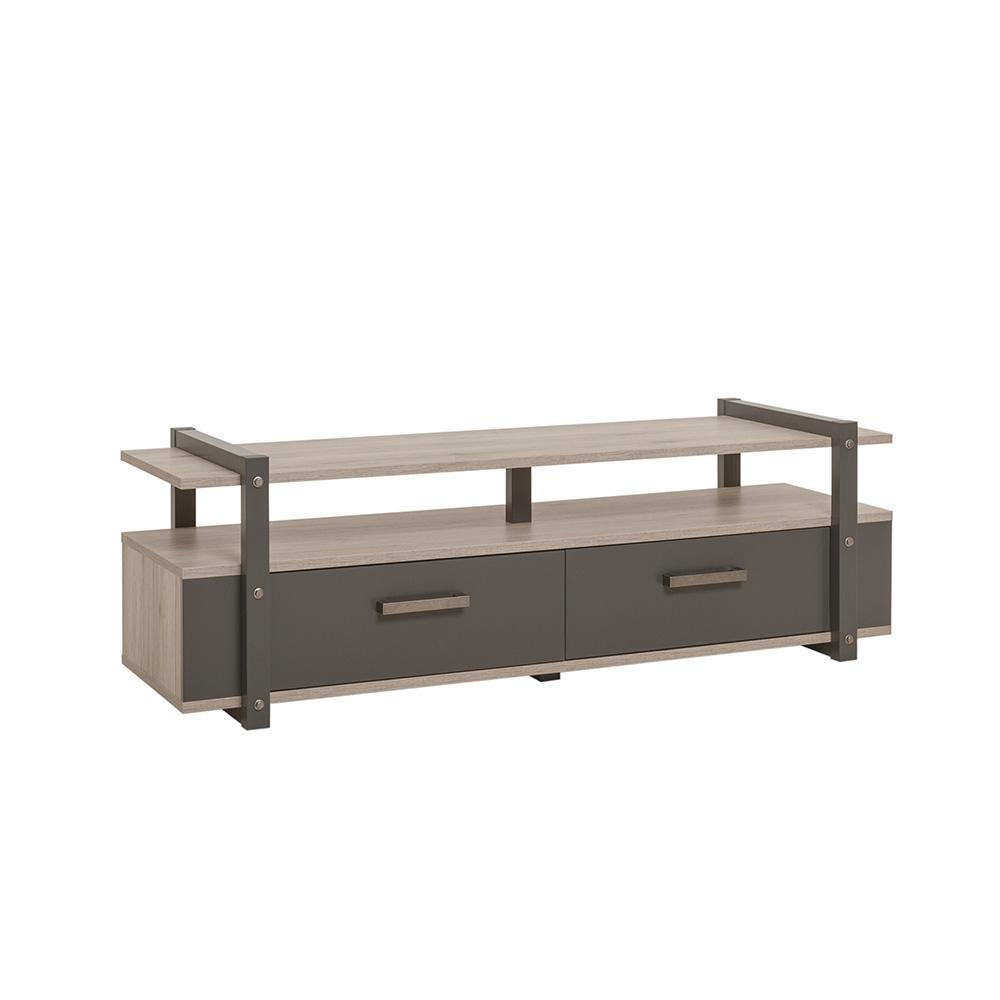 TV stolek se zásuvkami Detroit, 140 cm
