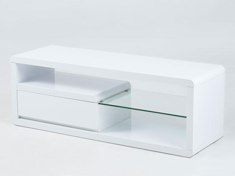 tv stolek se z suvkou abbey 120 cm tv stolky. Black Bedroom Furniture Sets. Home Design Ideas