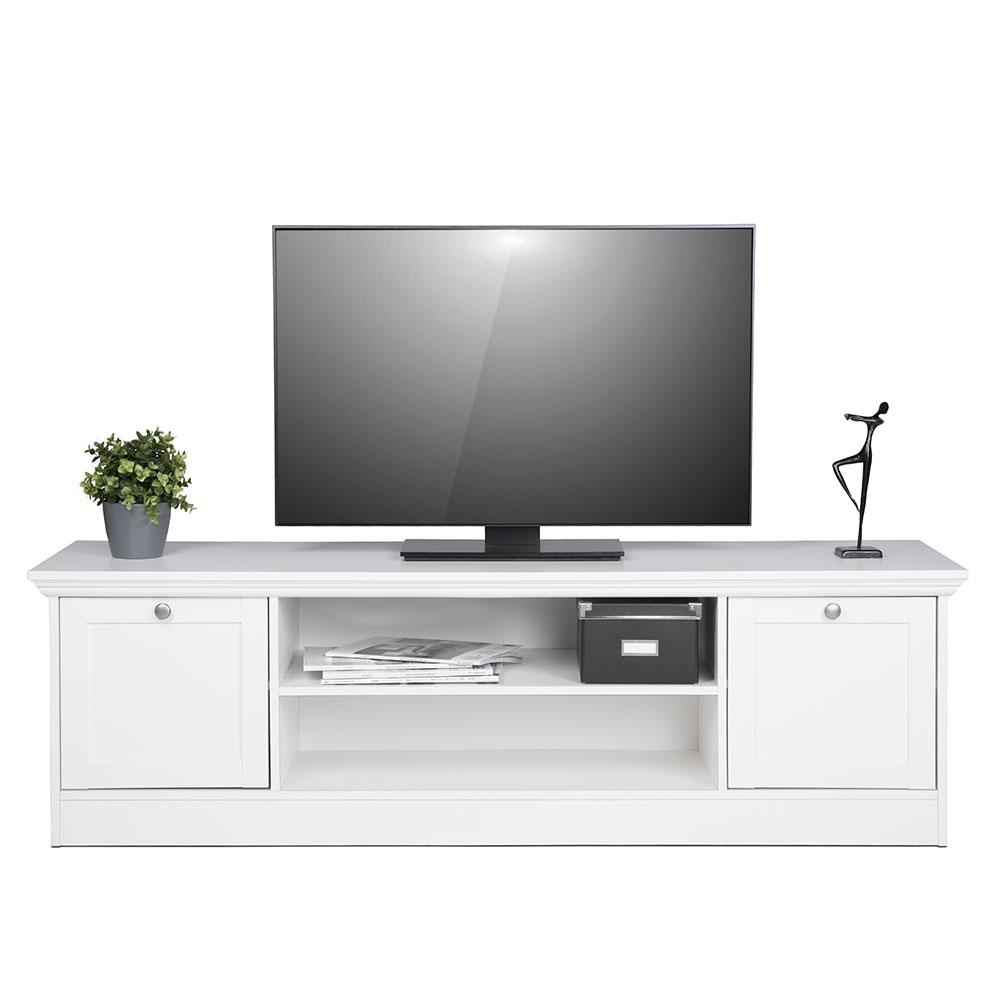 tv stol k country s dvierkami a policou 160 cm tv. Black Bedroom Furniture Sets. Home Design Ideas