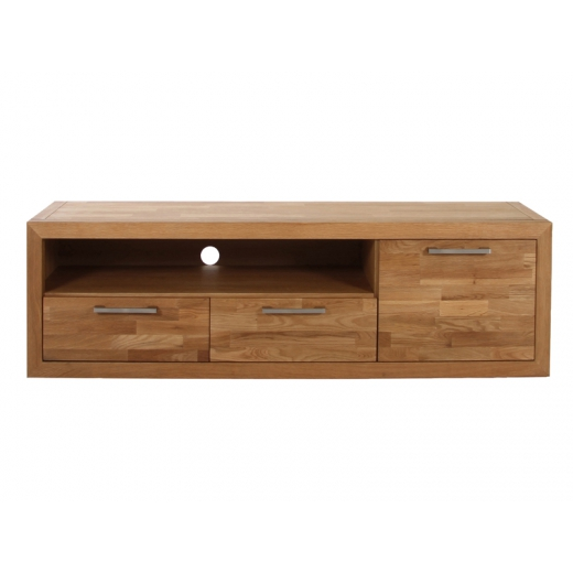 tv stol k dizajnov so z suvkami a dvierkami melvin 160. Black Bedroom Furniture Sets. Home Design Ideas