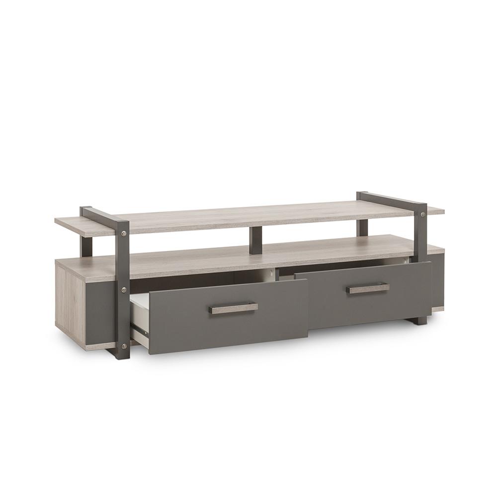tv stol k so z suvkami detroit 140 cm design outlet. Black Bedroom Furniture Sets. Home Design Ideas