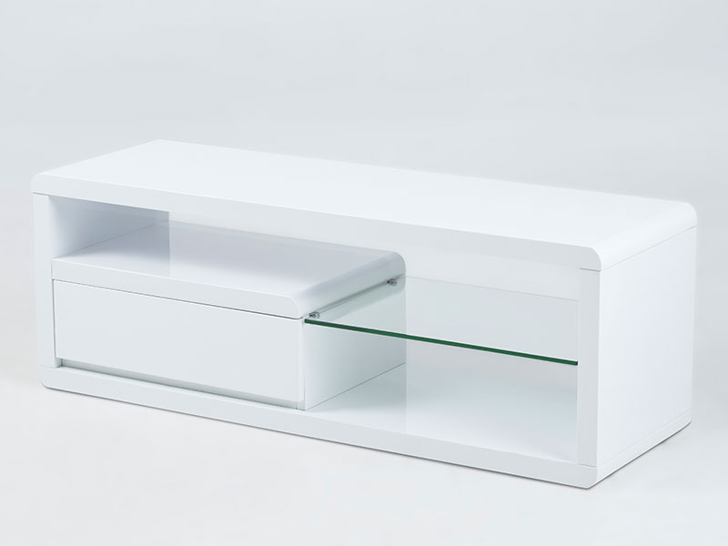 tv stol k so z suvkou abbey 120 cm design outlet. Black Bedroom Furniture Sets. Home Design Ideas