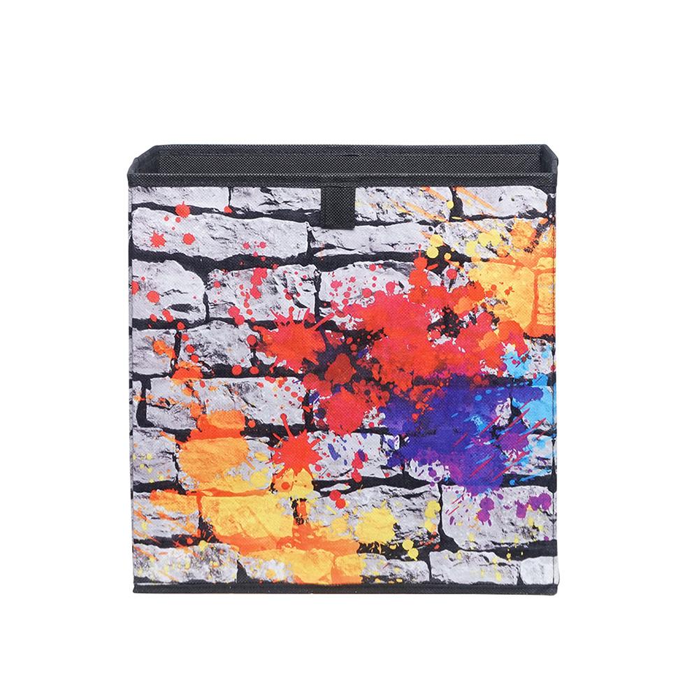 Úložný box Beta 1, 32 cm, Graffiti