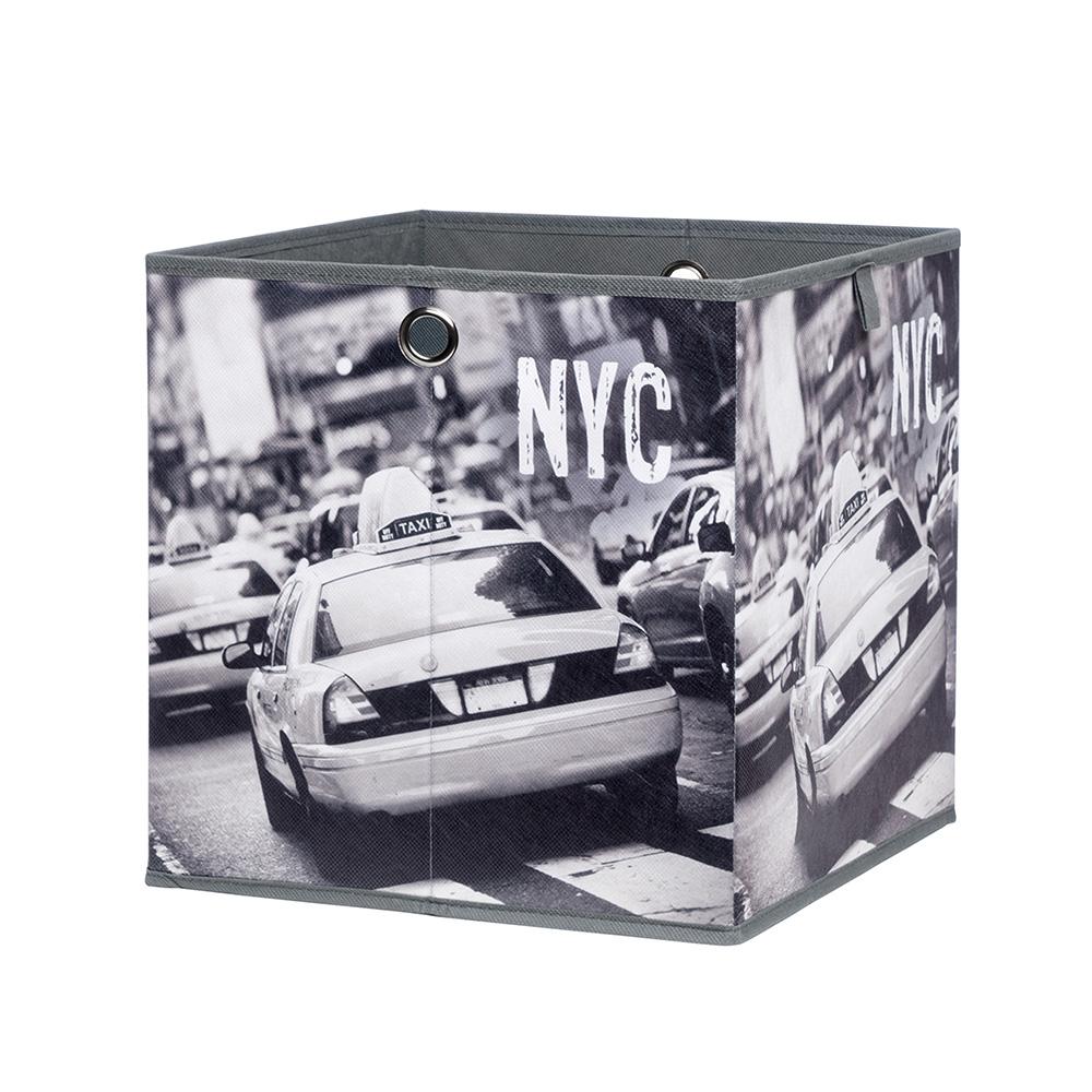 Úložný box Beta 1, 32 cm, NY Taxi