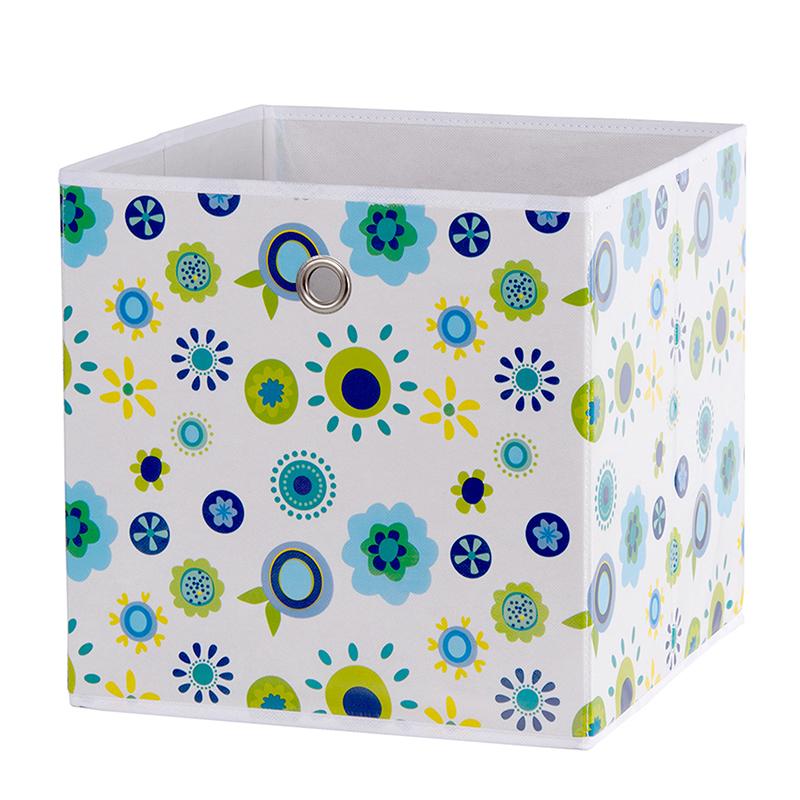 Lo n box kvetovan beta 1 32 cm modr lo n krabice for Fenetre 30 x 30