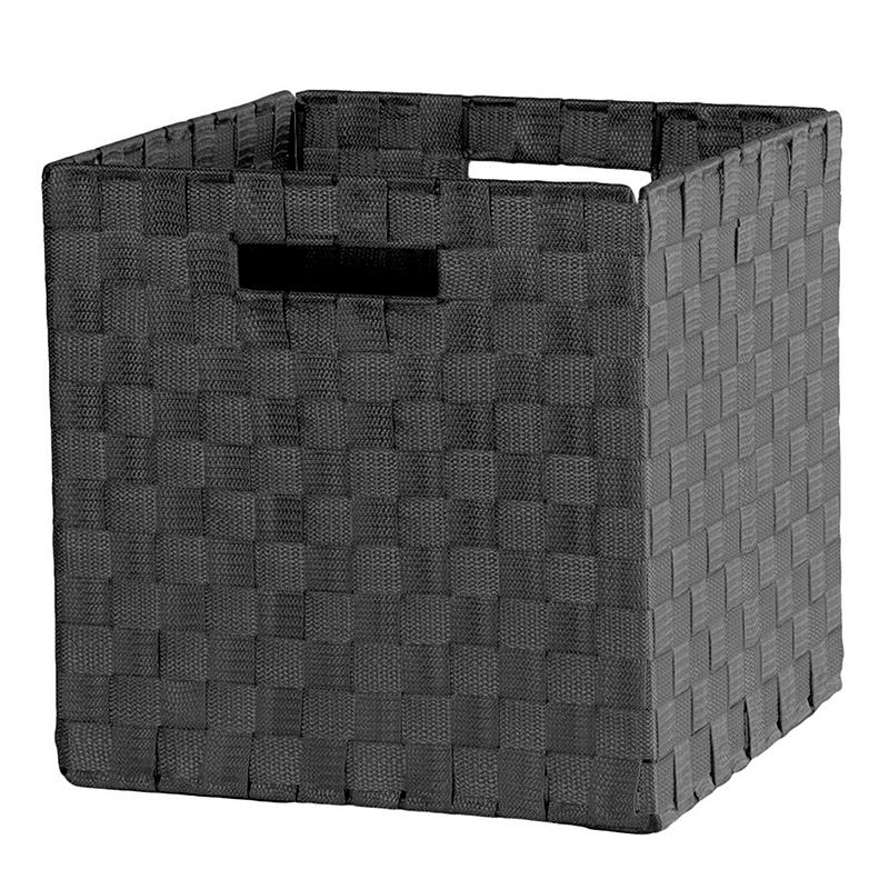 Úložný box nylonový Beta 1, 32 cm, černá